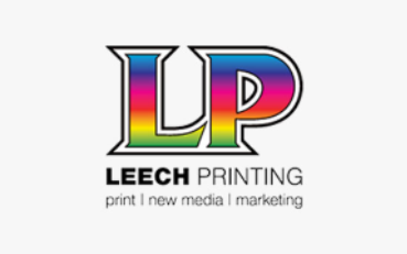 Leech Printing Logo