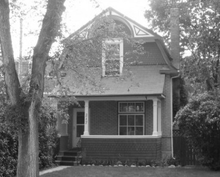 Featured Heritage Home of the week....217 16th Street